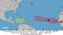 Hurricane Center watching 3 systems. But that's not why Labor Day could bust in Miami