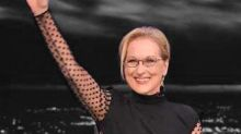 Meryl Streep Joins the Balmain Army