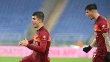 Roma lose Spezia cup clash 3-0 after substitute mix-up