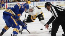 As Mattias Samuelsson makes debut, Sabres try to buck ugly numbers against Pens