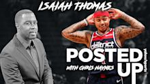 Isaiah Thomas on his health, his time in Boston & advice from Kobe Bryant