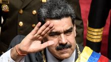 Nicolás Maduro: US charges Venezuelan president with 'narco-terrorism'