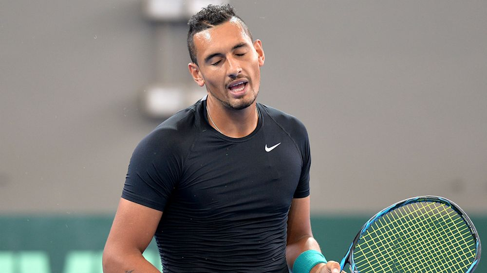Kyrgios pulls out of Monte Carlo Masters