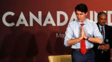 Canada's PM says India trip about broader ties not just political ones