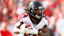 Eagles set for visit with Devonta Freeman