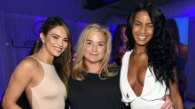 Sports Illustrated Swimsuit Issue editor poses in a bikini to share an important message
