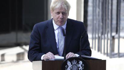 U.K. leader Boris Johnson taken to intensive care
