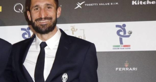 Foot - WTF - Juventus Turin : Giorgio Chiellini obtient une maîtrise en économie