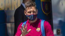 El Barcelona no da por perdido a Messi