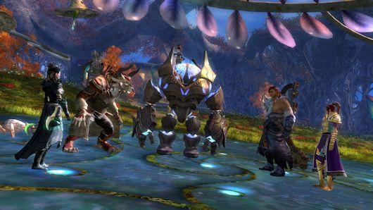 Guild Wars 2's living world mid-season finale launches today