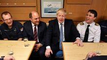 Where Is Boris Johnson? Running The Country Like He Ran London
