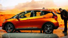 Chevrolet Bolt wins top 'green car' from Consumer Reports