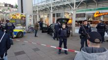 Heidelberg attack: Man armed with knife shot after driving vehicle into pedestrians in Germany