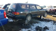 Junkyard Gem: 1996 Toyota Camry LE Wagon