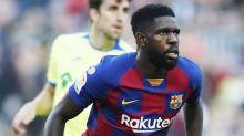Foot - ESP - Barça - Barça: absent dimanche, Samuel Umtiti aurait eu l'accord du club
