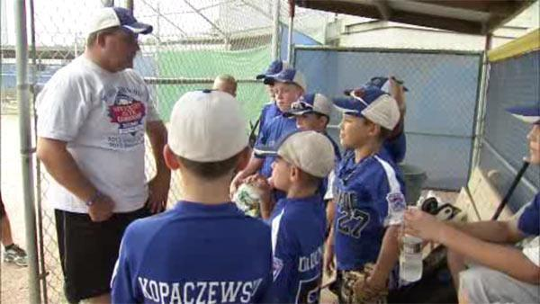 Monroe Twp. Little League champs in need of donations