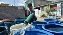 In Mexico City, water a rare commodity
