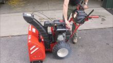 How to Get Your Snow Blower Ready for Winter