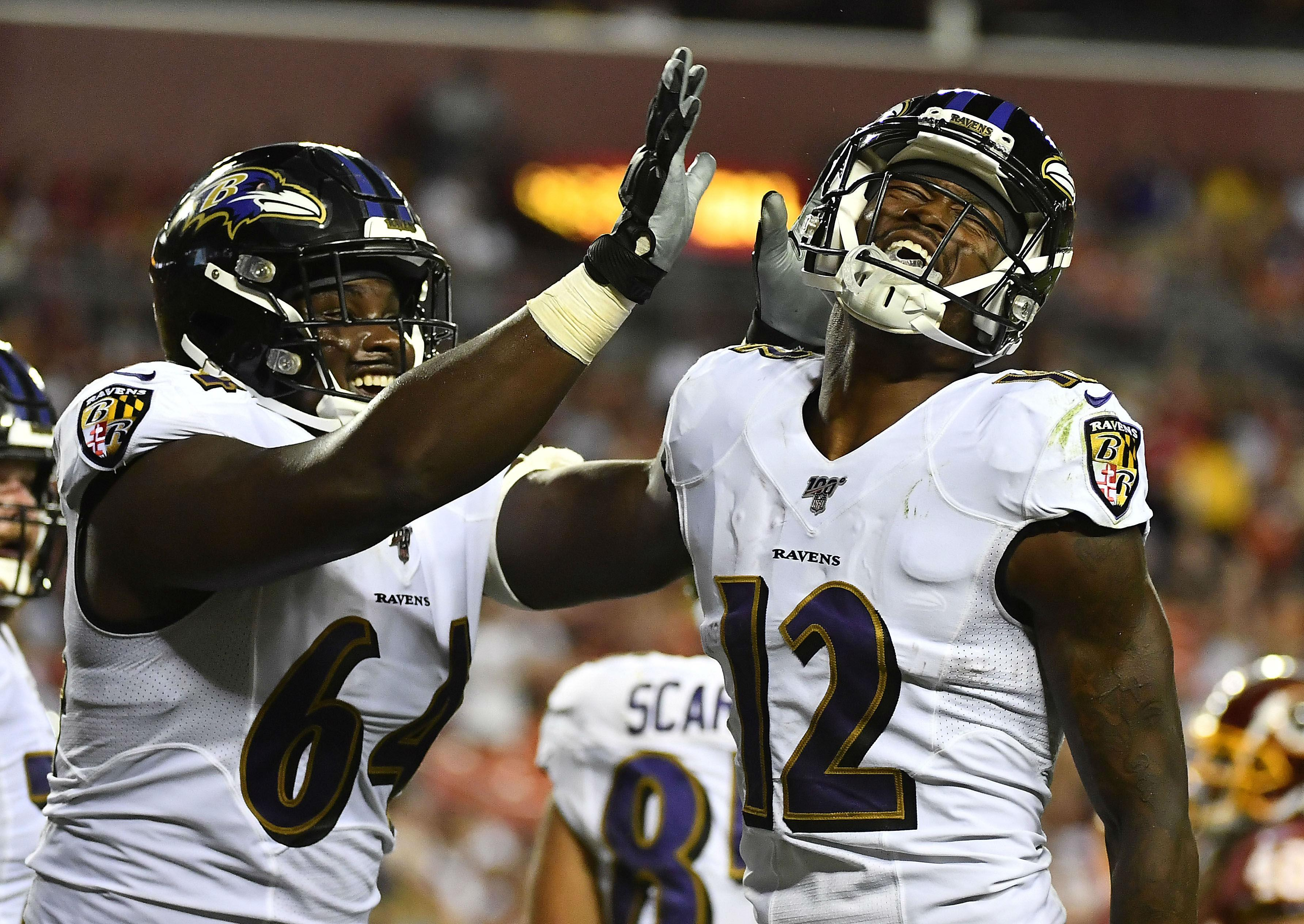 4 things to take away from the Ravens original 53-man roster