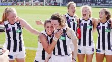 Pies' AFLW finals chase gathers momentum