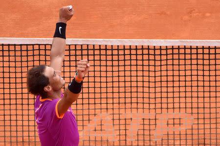 Nadal vence a Ramos y logra su décimo título en Montecarlo