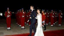 12 veces que la reina Letizia brilló vestida de blanco