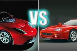 PGR4 sets virtual stage for electric vs. petrol showdown