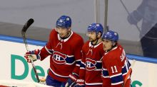 Canadiens' new lines are trying to develop chemistry on the fly