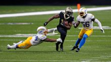 Saints' Sanders on COVID reserve, Thomas out with hamstring