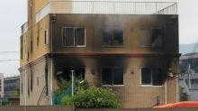 13 dead in suspected arson attack on Japan animation studio