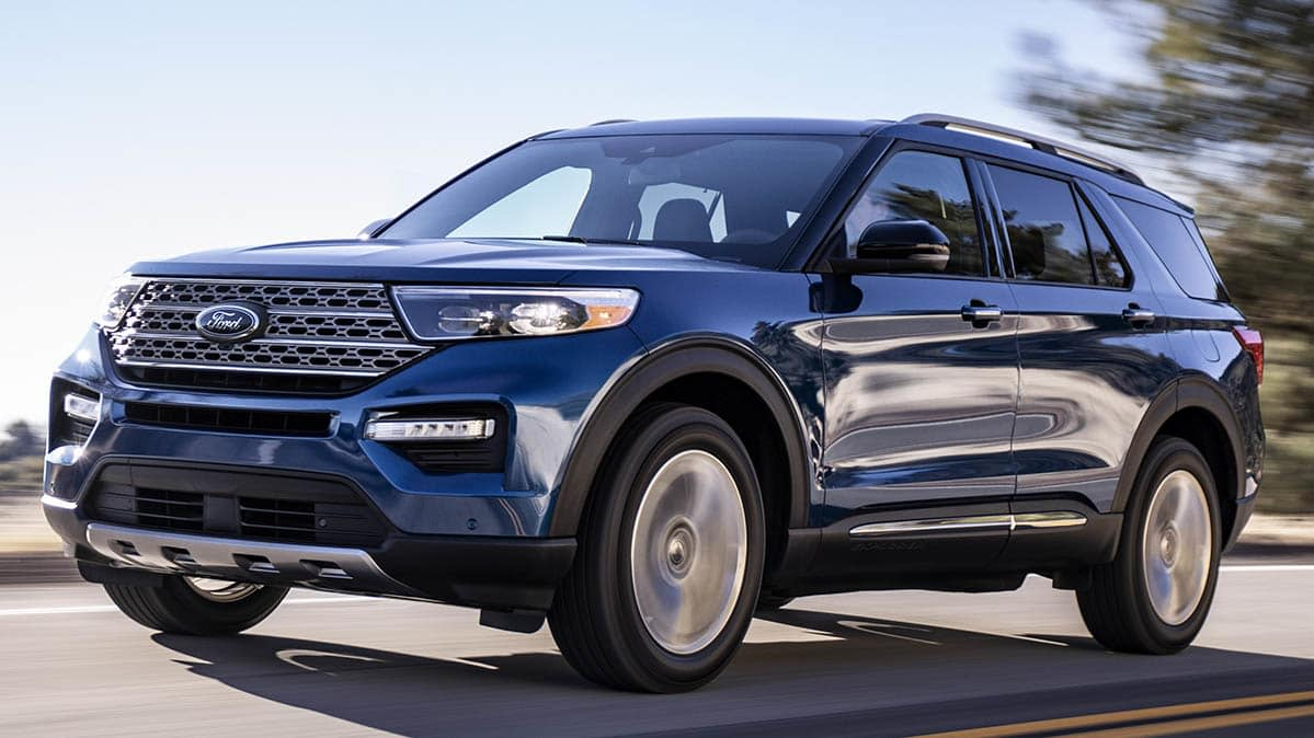 ford explorer  evolutionary high tech redesign