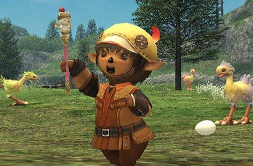 Final Fantasy XI starts its eight-year art contest