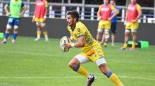 Rugby - Top 14 - Clermont - Clermont: Bézy en 9, Matsushima en 15