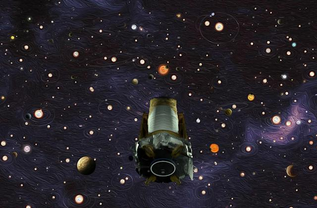 The Kepler space telescope's end has finally come