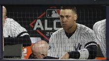 ALCS Game 4: Once again, where was Giancarlo Stanton?