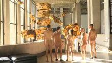 巴黎博物館開放裸體遊覽時段 近3萬人報名!