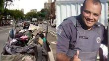 Policial é encontrado morto em carroça; testemunhas afirmam que ele estaria bêbado antes de morrer