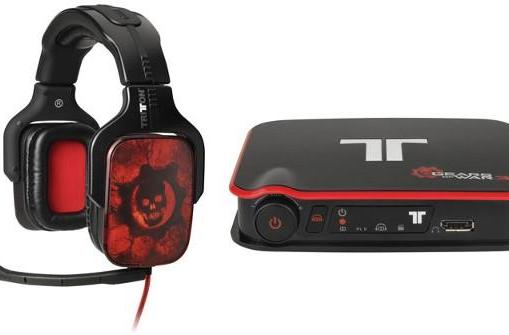 Mad Catz gears up for Gears of War with branded audio gear... gear.