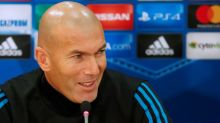 Zidane staying upbeat amid Real Madrid troubles