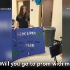 Student's promposal will warm your heart