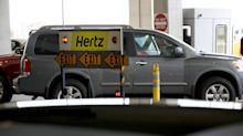 Hertz's stock rockets off record low but remains a fraction of pre-bankruptcy prices