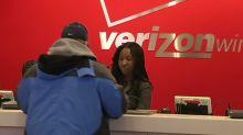 Verizon gains wireless subscribers