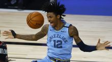 Ja Morant tops Zion Williamson to win NBA Rookie of the Year