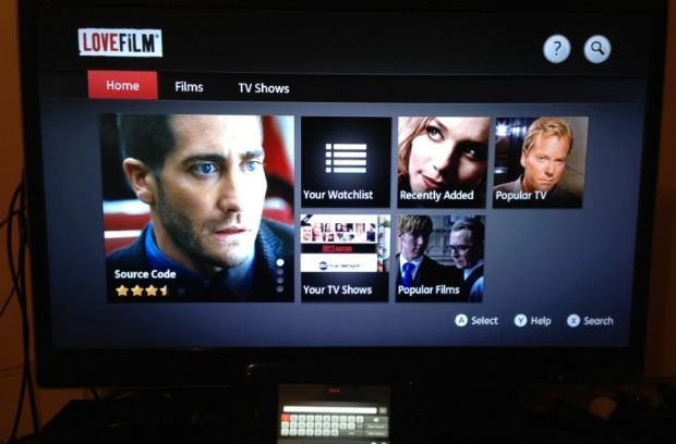 Lovefilm now available for UK Wii U owners