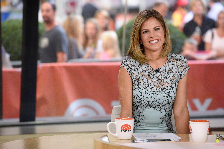 NBC's Natalie Morales had an 'eye-opening' job at a bank before journalism