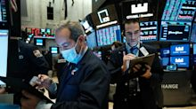 Stock market news live updates: Wall Street ends mixed as coronavirus fears pour cold water on rally