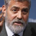 George Clooney calls anti-black racism 'America's greatest pandemic in powerful essay
