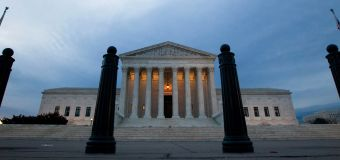 Supreme Court's first stab at Trump policies