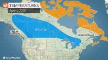 Canada's spring forecast will give you a chill: 'Winter's not done yet'