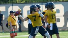 WVU trying to do more in the score zone this fall